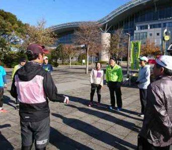 いすみ健康マラソン前日練習